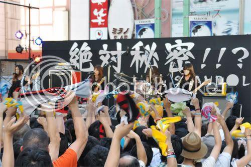 BABY ACTION Surprise Live - Kabukicho, Tokyo Scandal09