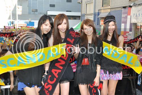 BABY ACTION Surprise Live - Kabukicho, Tokyo Scandal14