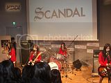 SCANDAL × KDDI Designing Studios performance Th_scandal_110215_photo2