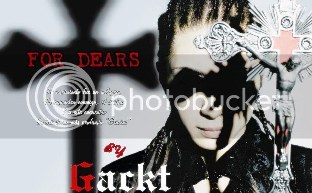 Gackt México