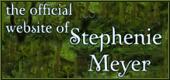 službena stranica Stephenie Meyer