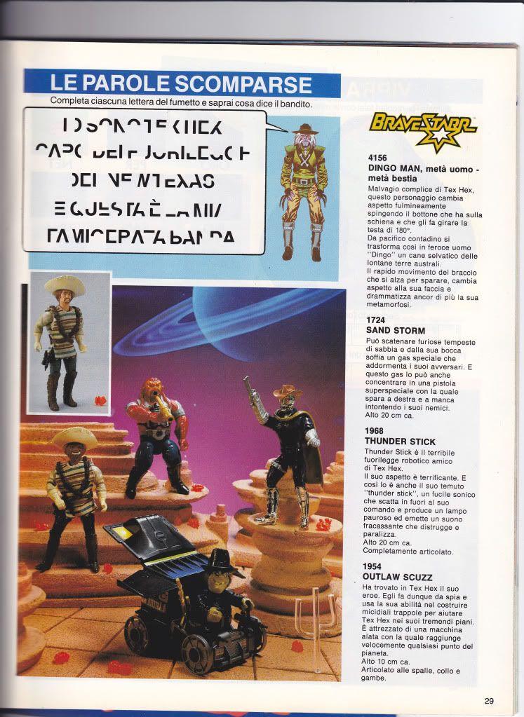 BRAVESTARR (Mattel) 1986 - Page 3 Bravestarr