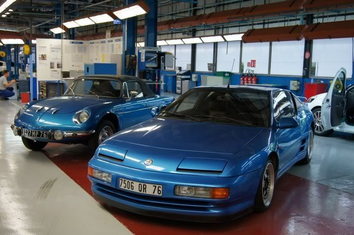 Visitas a Renault Sport Alpine (Dieppe) 407835_449501274976_218879784976_16