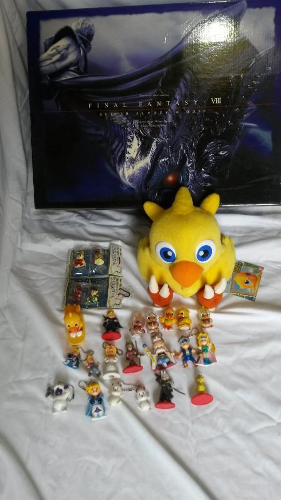 My  Katsle - goodies et figurines  Final Fantasy - - Page 2 20140627_133131_zps0ce193d6