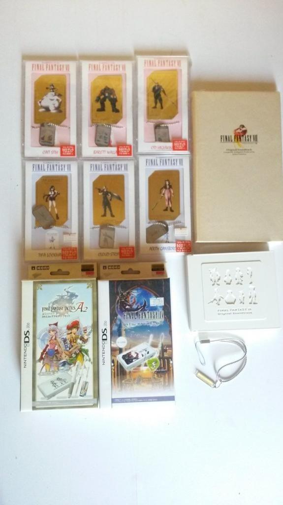 My  Katsle - goodies et figurines  Final Fantasy - - Page 2 20140716_124346_zps29fbfc8a