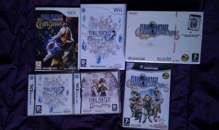 My  Katsle - goodies et figurines  Final Fantasy - Collection26-09-1316_zpsc39e9a9e