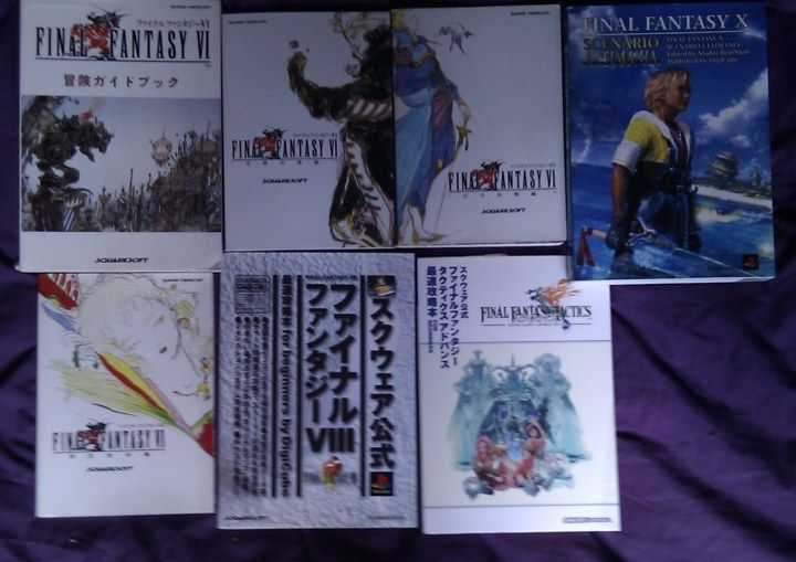 My  Katsle - goodies et figurines  Final Fantasy - Collection26-09-1324_zpsc5644f1f