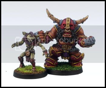 Nouveautés Blood Bowl ComparativeTawrrof
