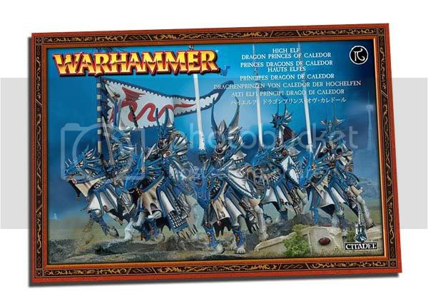 Nouveautés Warhammer Battle HE-dragonprinces