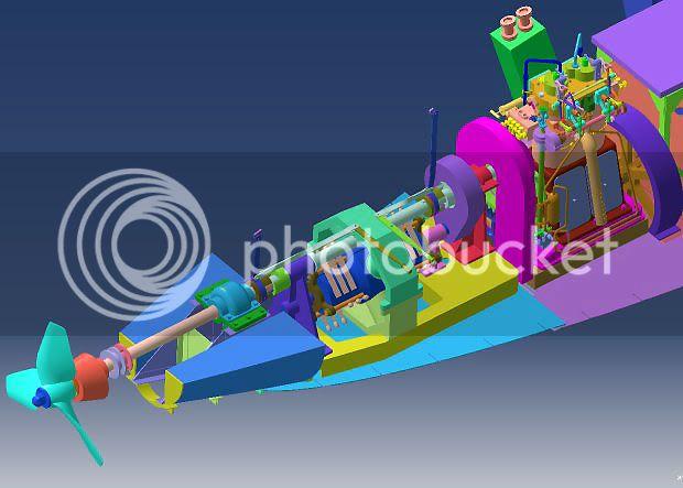 Holland Plans Propulsion
