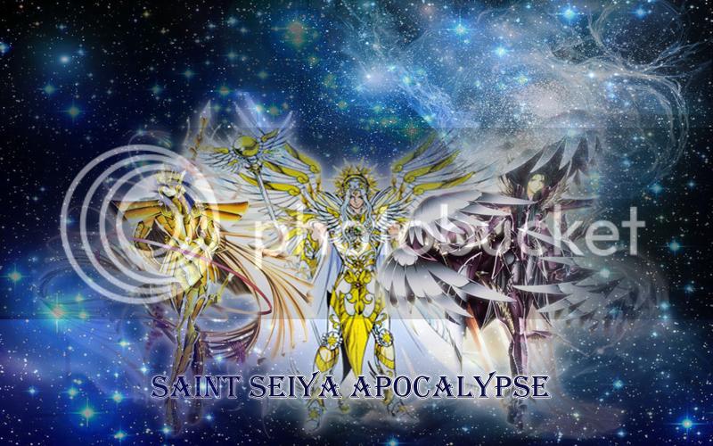 Saint Seiya The Apocalypse