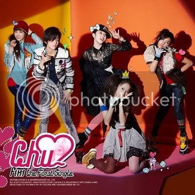 GIRL BAND F(x) Chufx