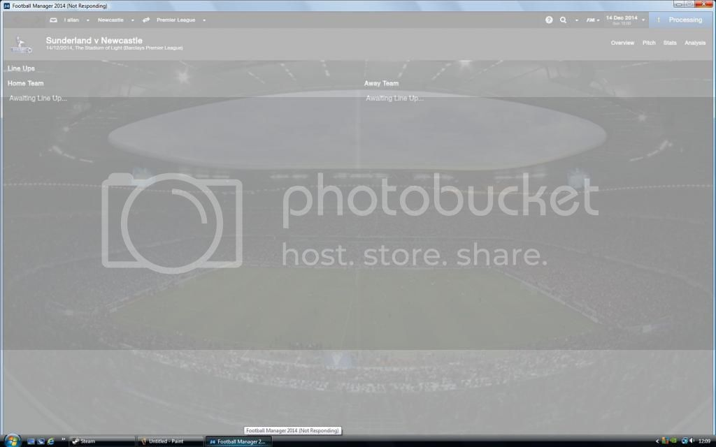 Audio Commentary for FM14 Untitled