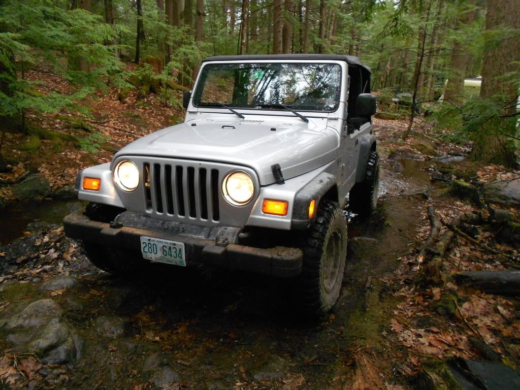 JT's 2003 Wrangler X (slow build kinda) 012