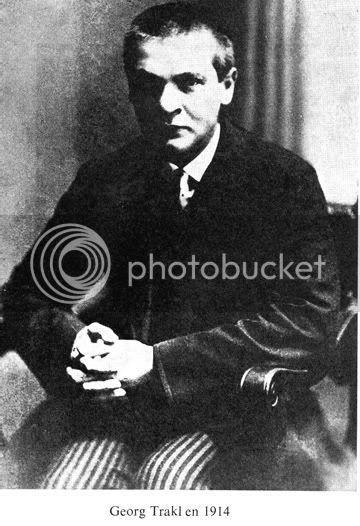 Georg Trakl- « Qui pouvait-il bien être ? » Rilke Atraklphoto1914