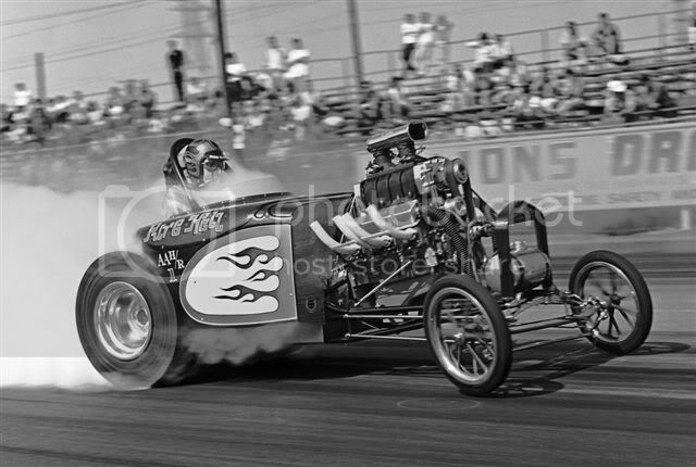 pure hell dragster 4560