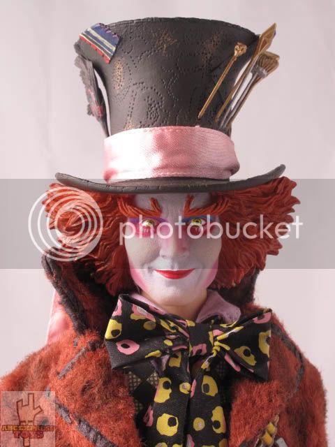 [CUSTOM DA SEMANA] Alice In Wonderland - Mad Hatter / Johnny Depp 10mar18_alice_10