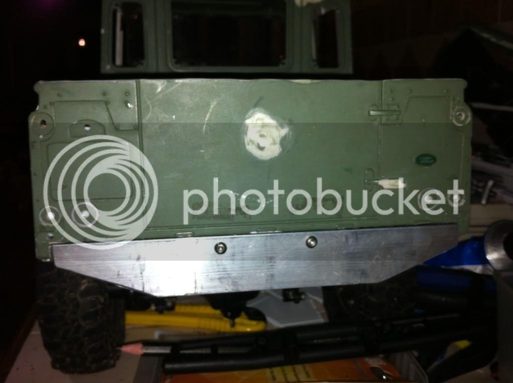 Coldman - Coldman's Defender D110 pickup. - Page 2 IMG_1577