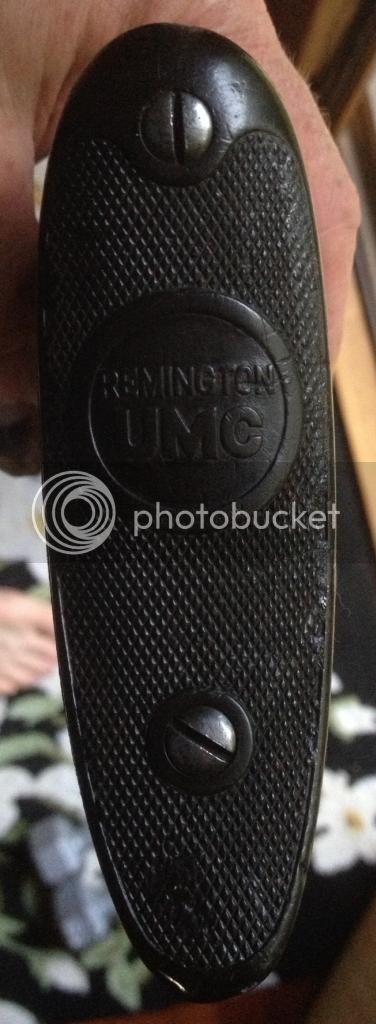 Remington autoloading shotgun et sa plaque de couche 4d408dc3-ddab-4300-83b2-10be563dbc08_zpsdc9f75d5