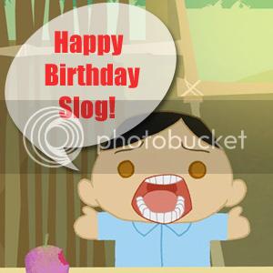 We <3 U, Our Creator!!! - Happy Birthday SLOG! Drtran_slogbday