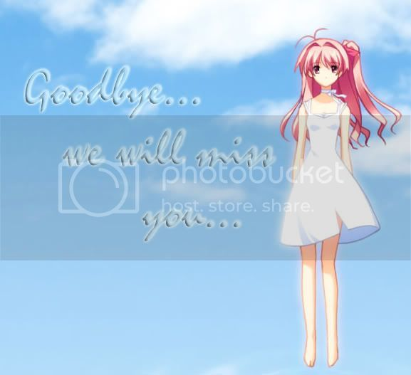 A Goodbye From Ajay Pinkgirl_missyou