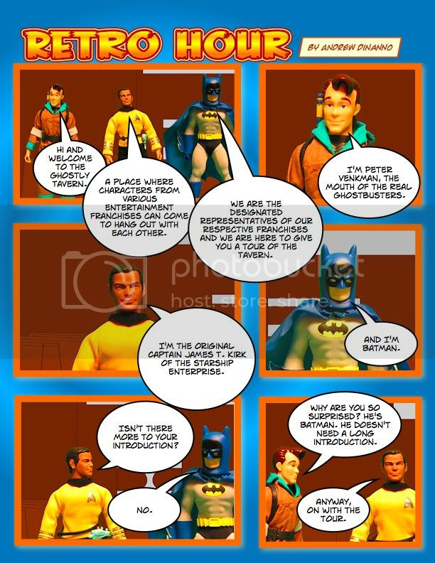 Retro Hour, a Twisted Toyfare Theatre style comic strip Page_1-1