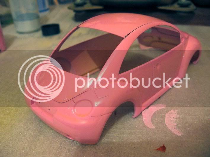VW New Beetle - O Presente Parte 3.... IMG_7408