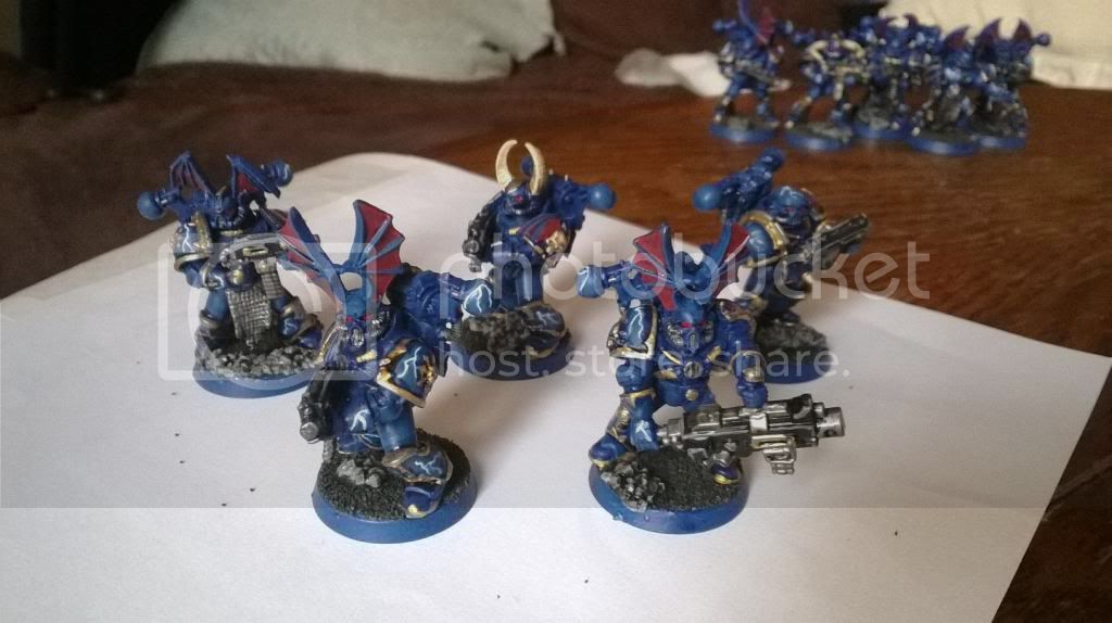 Night Lords Project Log WP_20140313_014