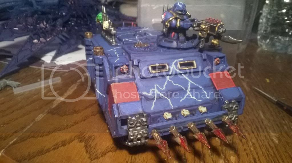 Night Lords Project Log WP_20140402_006