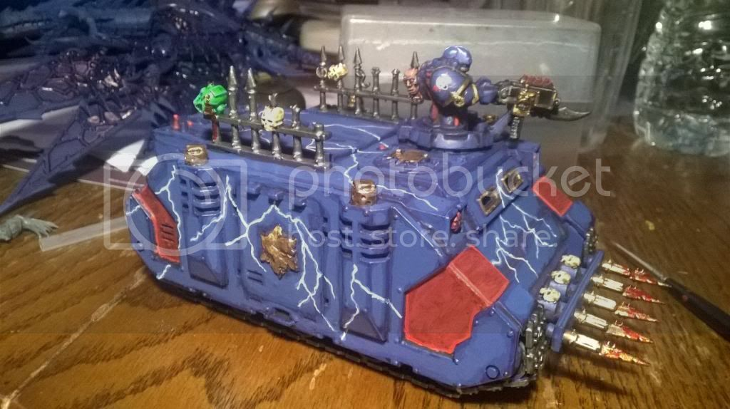 Night Lords Project Log WP_20140402_007