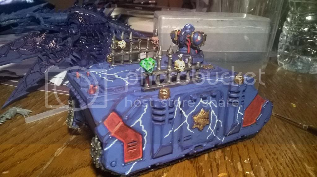 Night Lords Project Log WP_20140402_008
