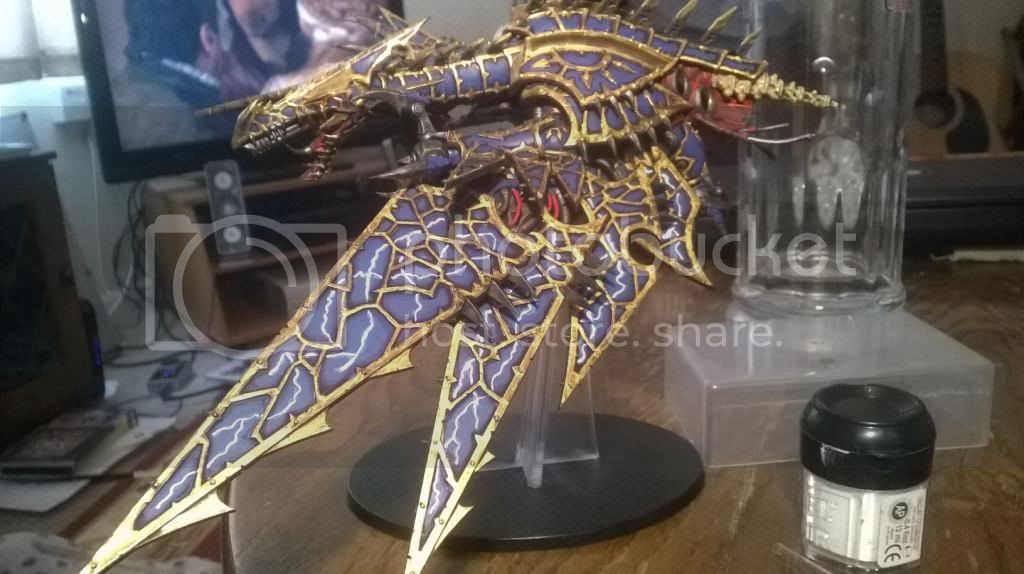 Night Lords Project Log WP_20140404_002