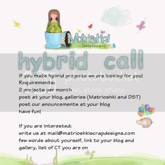 Matrioshki Hybrid CT Call HybridCall