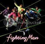 NEWS Nuevo Single: Fighting Man LE