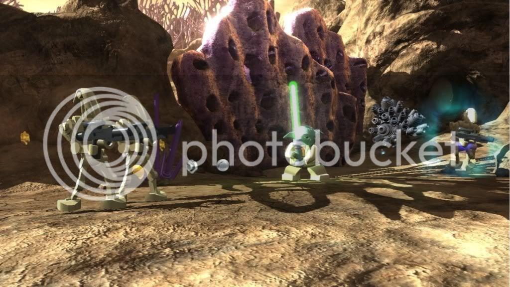 Lego Star Wars III: The Clone Wars Full oyun indir E