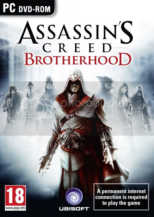 Assassin's Creed Brotherhood v1.01 Update SKIDROW Crack  Acb