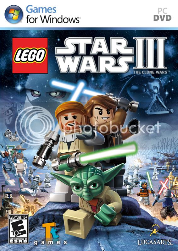 Lego Star Wars III: The Clone Wars Full oyun indir Ddlz4l