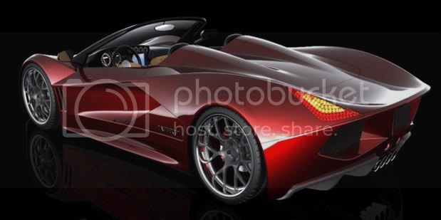 The fastest car on the planet!! MBIL2
