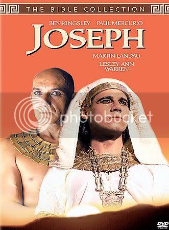José - A Salvação do Egito DVD-R 241067