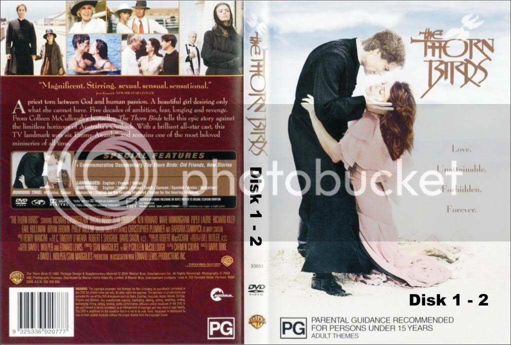 Os Passaros Feridos DVD-R 3ED3C3_2