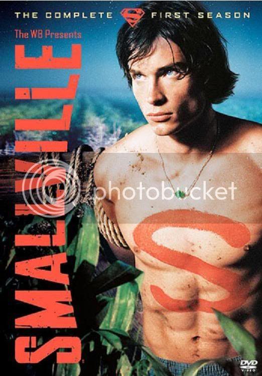 Smallville 1ª Temporada DVD-R SMALLVILLE_T1