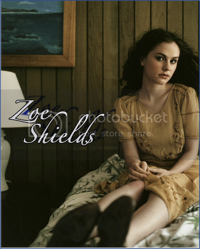 Zoe Shields PfZoe