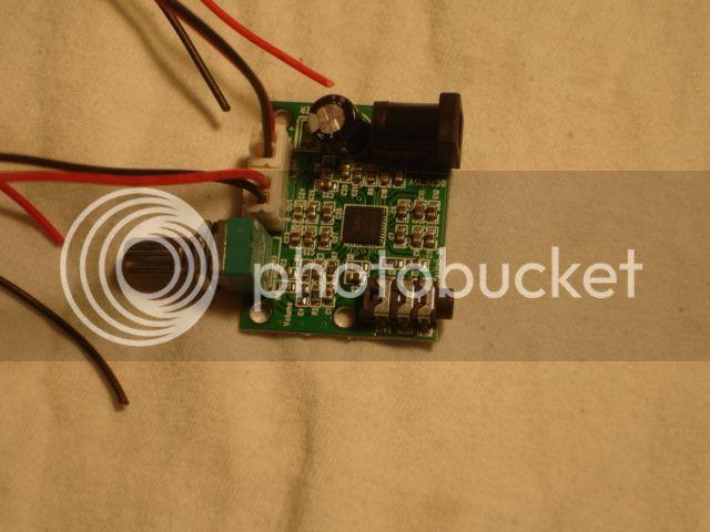 PAM8610 amp Amp003