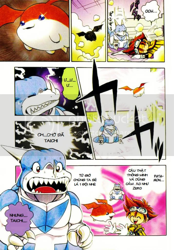 Digimon V-Tamer Chap 11 V-Tamerchap11-09