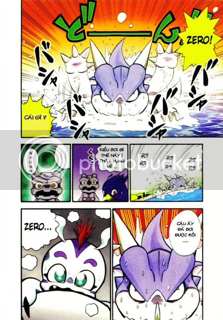 Digimon V-Tamer chap 8 V-Tamerchap08-09