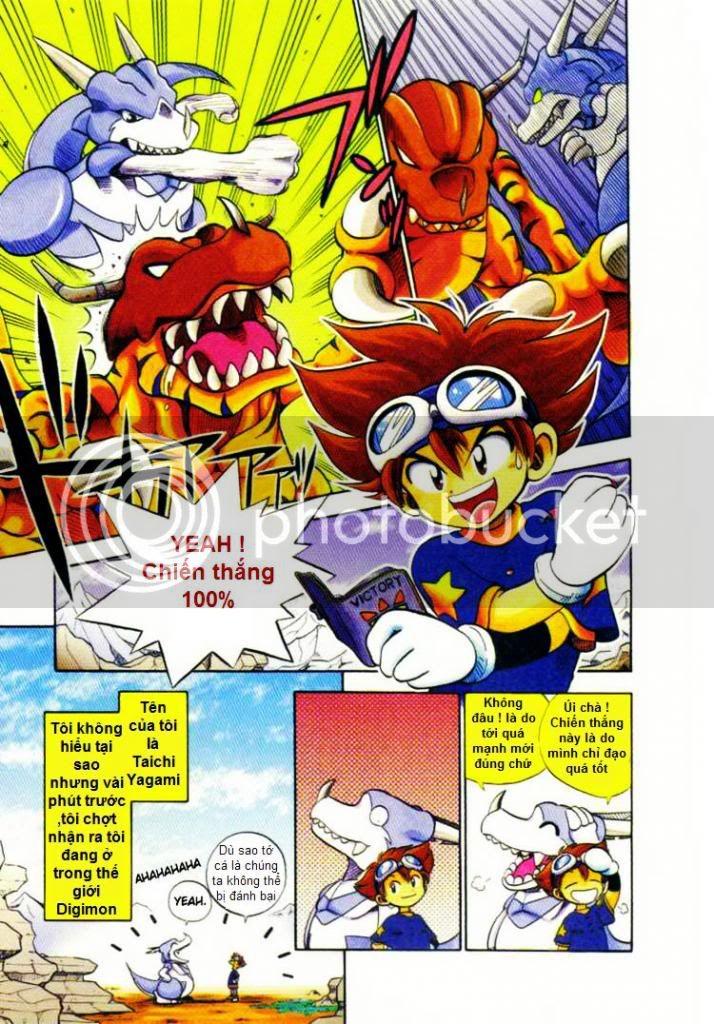 Digimon V-Tamer chap 1 V-tamerchap1-4