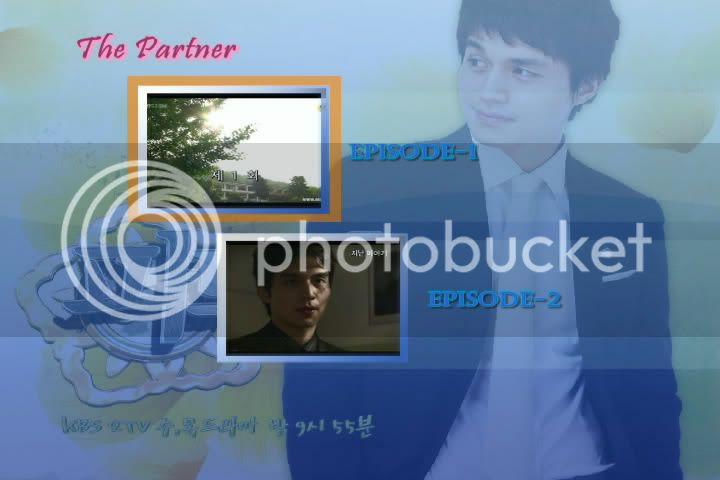 Partner-ซีรีย์ใหม่ของ Lee Dong Wook     !!! Release 09/2552  สินค้าพร้อมส่ง!!!! Partner01