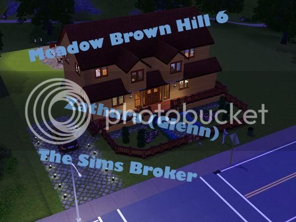 The Sims Broker Meadowbrownhill6kopie