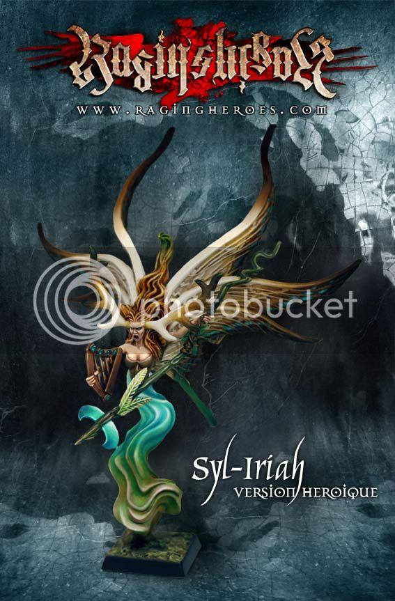 ¡Syl-Iriah de Raging Heroes ahora disponible! Syl-iriah-heroic-paint-2-FR