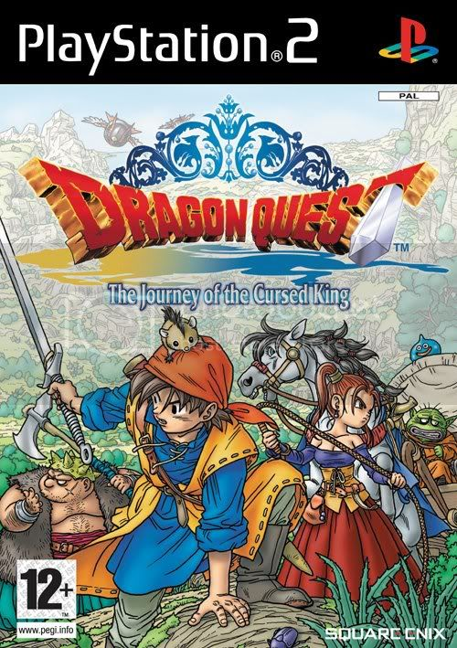 [Preview] Dragon Quest VIII: Jouney of the Cursed King 12931-1